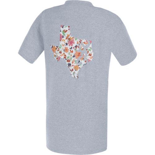 Browning™ Women's Floral Texas Short Sleeve T-shirt