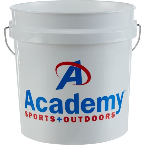 Display product reviews for Academy Sports + Outdoors 2-Gallon Pail