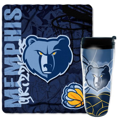 The Northwest Company Memphis Grizzlies Mug and Snug Gift Set