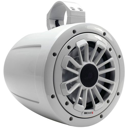 "MB Quart Nautic Series 120W 6-1/2"" 2-Way Wake Tower Marine Speaker"