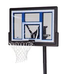 Lifetime Courtside 48 in Portable Polycarbonate Basketball Hoop - view number 2