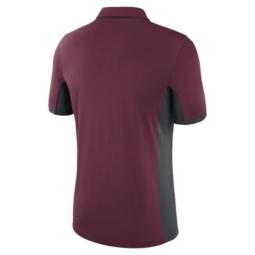 Nike Men's Florida State University Dri-FIT Evergreen Polo Shirt - view number 2