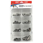 Eagle Claw Sinkers 64-Pack - view number 1