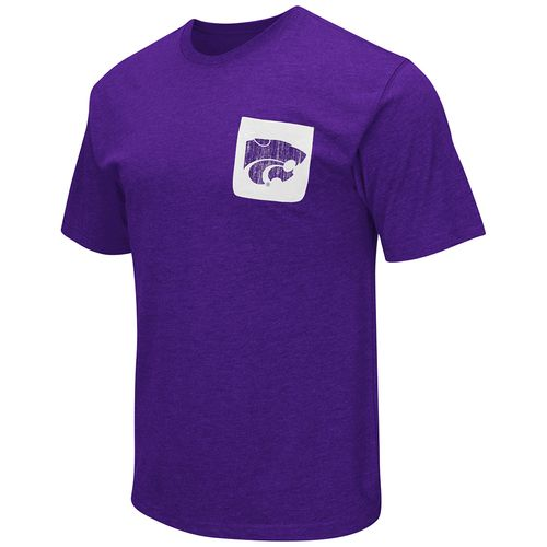 Colosseum Athletics™ Men's Kansas State University Banya Pocket T-shirt