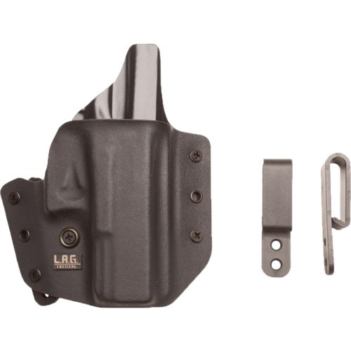L.A.G. Tactical Defender 5 in 1911 with No Rail Convertible Waistband Holster - view number 1