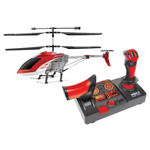 World Tech Toys Hercules Helipilot RC Helicopter