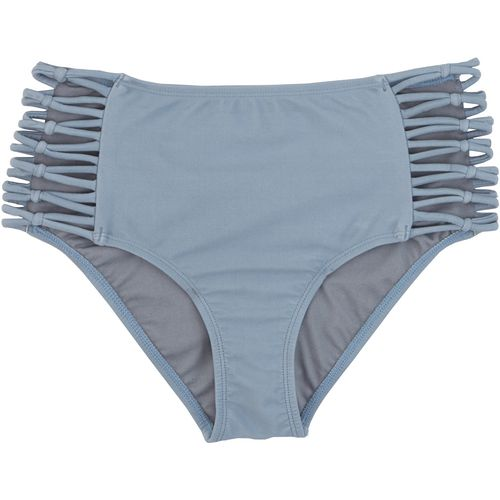 O'Rageous Juniors' Playa Del Platinum High Waisted Swim Bottom
