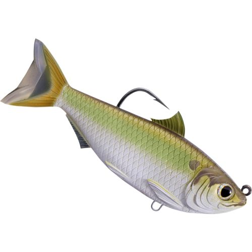 LIVETARGET Threadfin Shad Medium-Slow-Sinking Swimbait