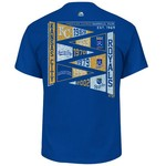 Majestic Men's Kansas City Royals Wave the Pennant T-shirt - view number 1