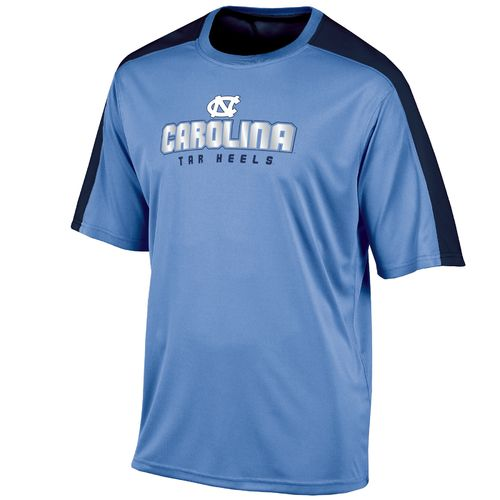 Champion™ Men's University of North Carolina Colorblock T-shirt