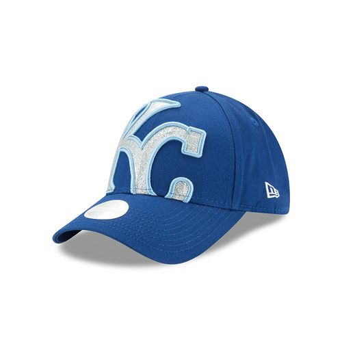 New Era Women's Kansas City Royals Glitter Glam 9FORTY Cap