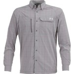 Under Armour Men's Fish Hunter Plaid Long Sleeve Shirt - view number 1
