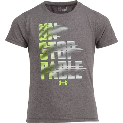 Under Armour Boys' Unstoppable Short Sleeve T-shirt