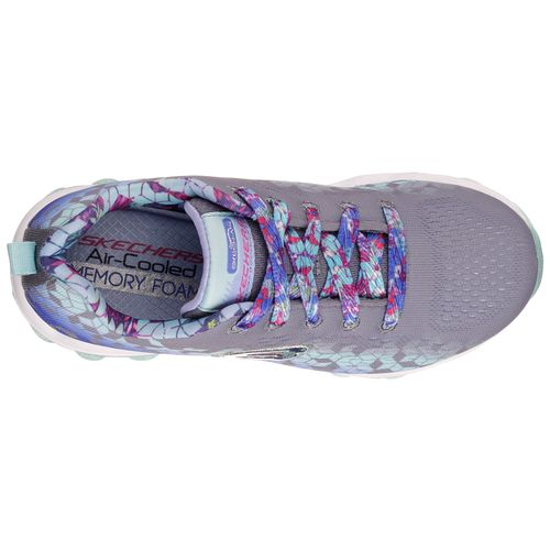 SKECHERS Girls' Skech-Air Floral Shoes - view number 5