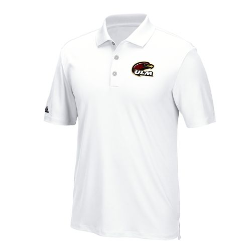 adidas Men's University of Louisiana at Monroe Performance Polo Shirt