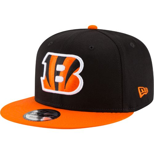 New Era Men's Cincinnati Bengals 9FIFTY Baycik Snapback Cap