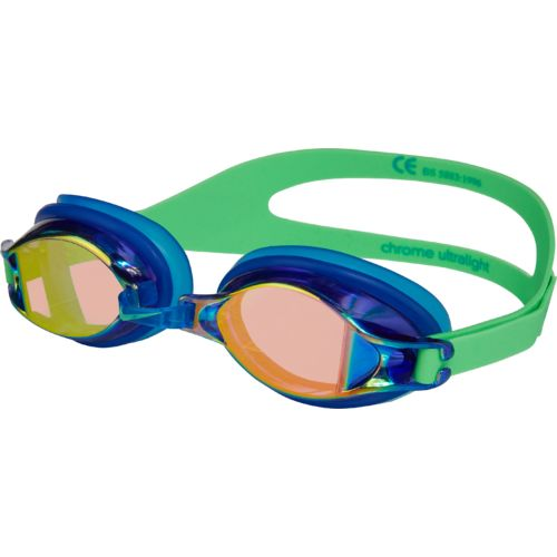 Nike Chrome Mirror Training Swim Goggle - view number 2