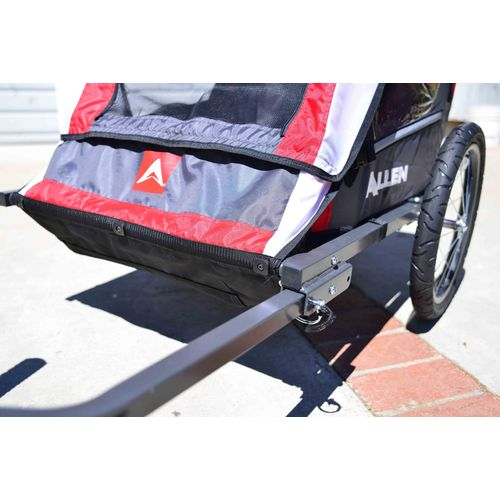 Allen Sports 2-Child Bicycle Trailer - view number 5