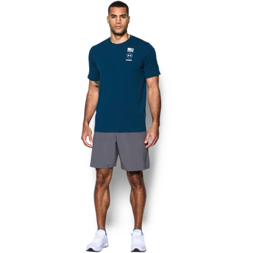 Under Armour Men's Freedom 50 Strong Short Sleeve T-shirt - view number 3