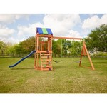 Denver Wooden Swing Set - view number 4