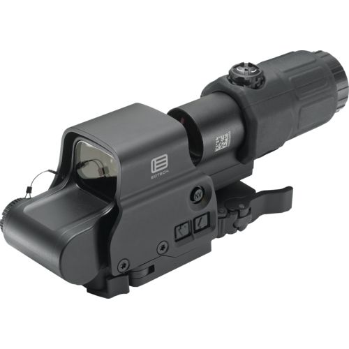 EOTech Holographic Hybrid Sight I™ EXPS3-4 with G33.STS Magnifier - view number 2