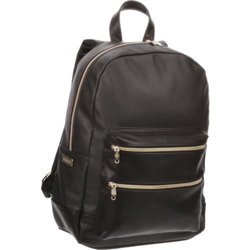 Emma & Chloe Girls' Hatch Leatherette Backpack - view number 2
