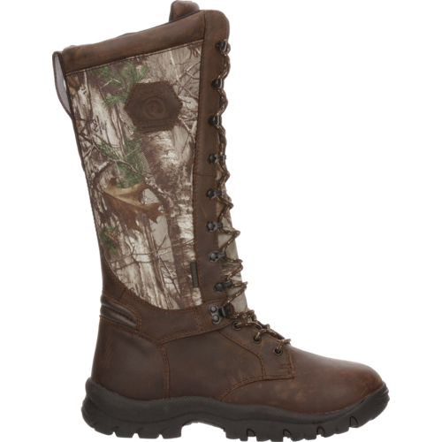 Display product reviews for Magellan Outdoors Men's Snake Defender II Hunting Boots