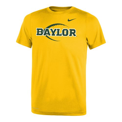 Nike™ Boys' Baylor University Legend Icon T-shirt