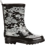 Austin Trading Co. Boys' Digi Camo Rubber Boots - view number 1