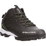Rawlings Men's Rumble Mid Football Cleats - view number 2