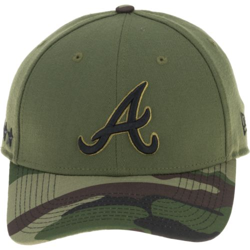 New Era Men's Atlanta Braves SE17 Memorial Day 39THIRTY Cap