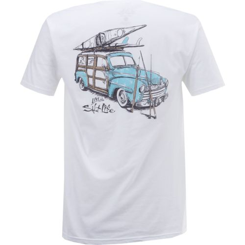 Salt Life Men's Destination Salt Short Sleeve T-shirt