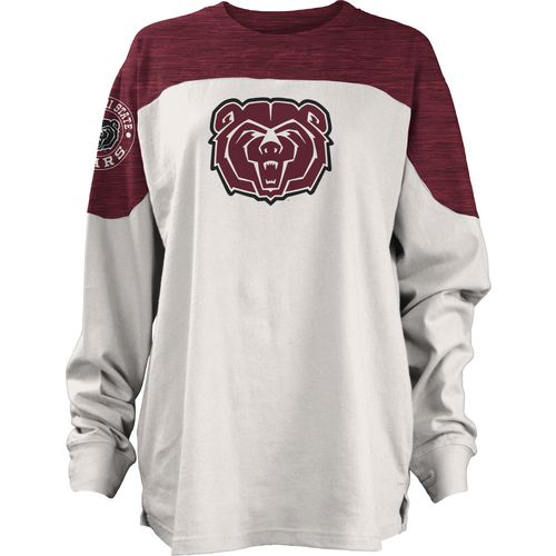Three Squared Juniors' Missouri State University Cannondale Long Sleeve T-shirt