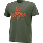 POINT Sportswear Outdoor Enthusiast Men's Go Outside Short Sleeve T-shirt - view number 3