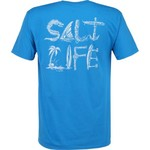 Salt Life Men's Icons of Salt Short Sleeve T-shirt - view number 1