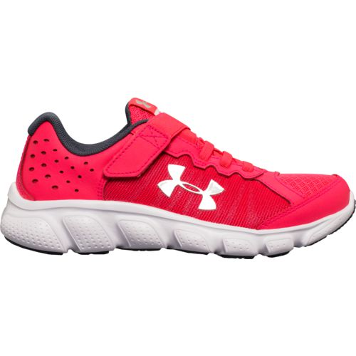 Under Armour Girls' Pre-School Assert 6 Running Shoes