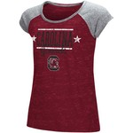 Colosseum Athletics Girls' University of South Carolina Sprints T-shirt - view number 1
