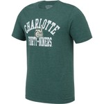 Colosseum Athletics Men's University of North Carolina at Charlotte Vintage T-shirt - view number 3