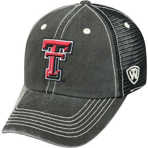 Top of the World Men's Texas Tech University Crossroads 1 Cap