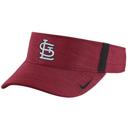 Nike Men's St. Louis Cardinals Aerobill Adjustable Visor