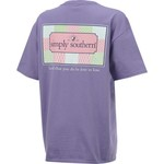 Simply Southern Women's Patchwork T-shirt - view number 2