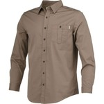 Magellan Outdoors Men's Woodlake Solid Twill Top - view number 3