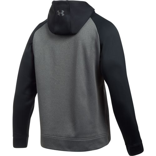 Under Armour Men's Armour Fleece Colorblock Pullover Hoodie