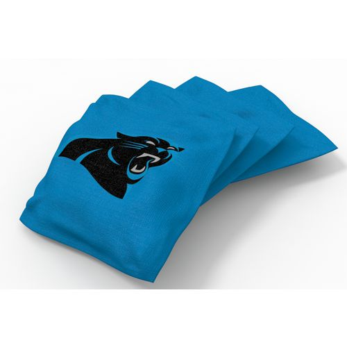 Wild Sports Carolina Panthers Beanbag Set