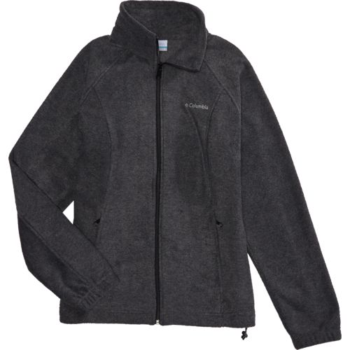Columbia Sportswear Women's Benton Springs Full Zip Fleece Jacket ...