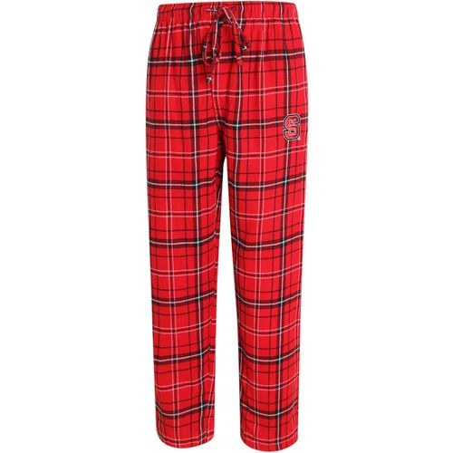 Concepts Sport Men's North Carolina State University Ultimate Flannel Pant