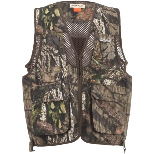 Display product reviews for Magellan Outdoors Men's Piedmont Deluxe Game Vest