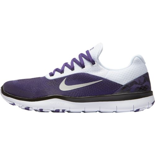 Nike Men's Texas Christian University Free Trainer V7 Week Zero Training Shoes - view number 3