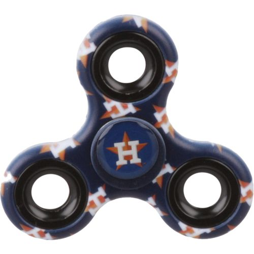 Forever Collectibles Houston Astros 3-Way Printed Diztracto Spinnerz Toy