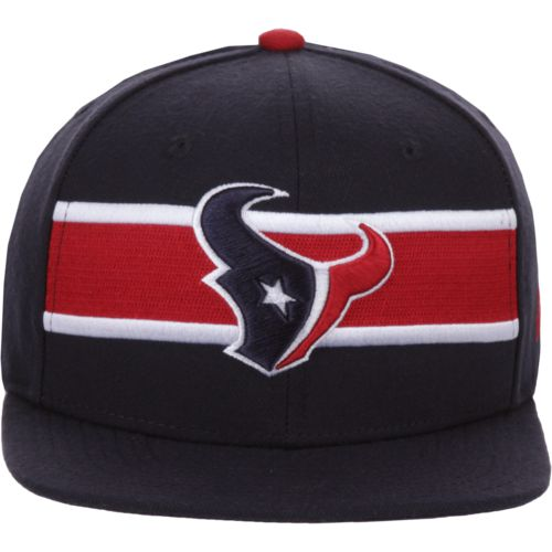 New Era Men's Houston Texans 9FIFTY Victory Stripe Cap